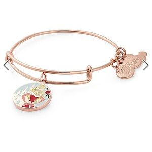 Alex & Ani Disney Aurora Sleeping Beauty bracelet